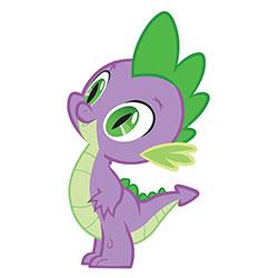 My Little Pony - Spike