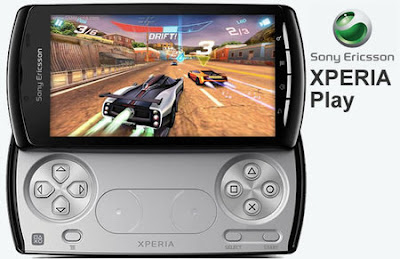 Sony Ericsson XPERIA Play smartphone photos