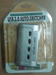 Switch printer usb
