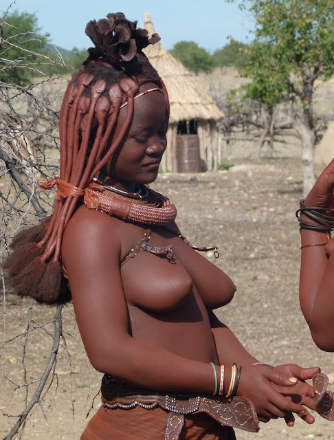 Opinion Naked african tribes himba