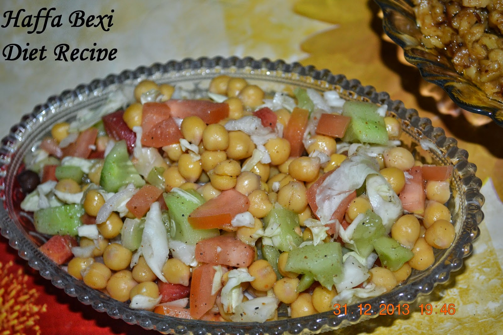Diet recipes, weight loss recipes, chickpea salad, salads, chickpea salad recipe, chickpea salad recipes, chickpeas salad, chick pea salad,