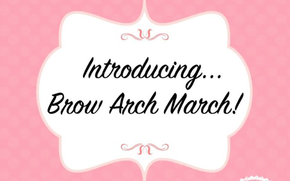 brow arch march