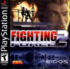 Download - Fighting Force 2 - PS1 - ISO