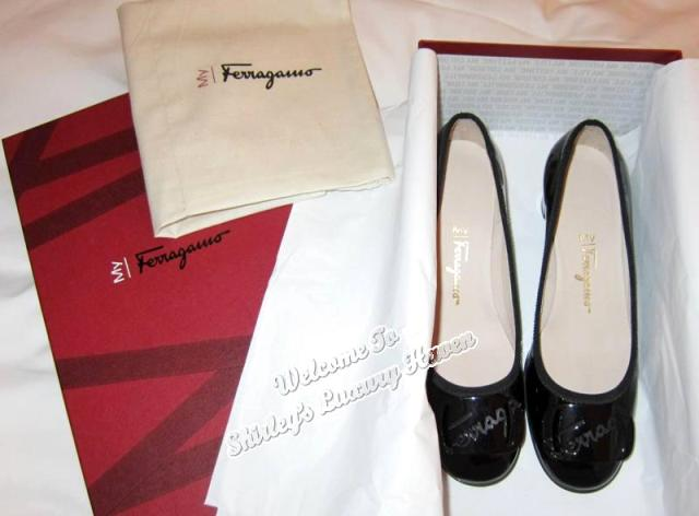 korea shopping for authentic designer labels ferragamo shoes