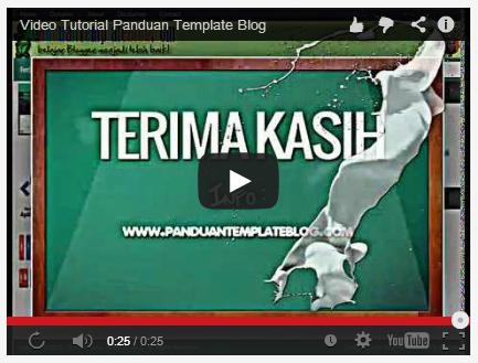 Belajar Membuat Video Tutorial Blog