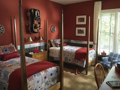 Trang trí phòng ngủ trẻ em đáng yêu