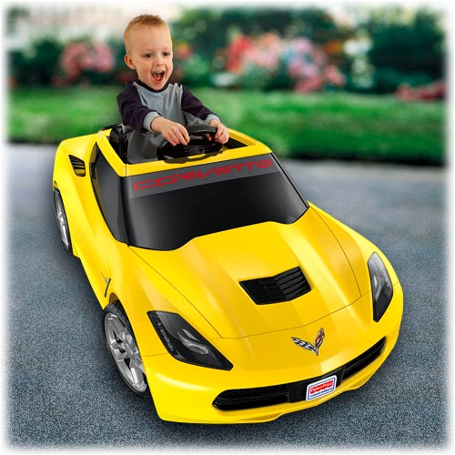 silkki 39 s gift guide power wheels corvette. Cars Review. Best American Auto & Cars Review