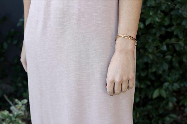 bracelet, Casual Maxi, jewelry, gold, Gorjana