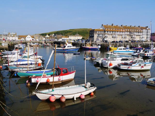 West Bay Harbour, Dorset