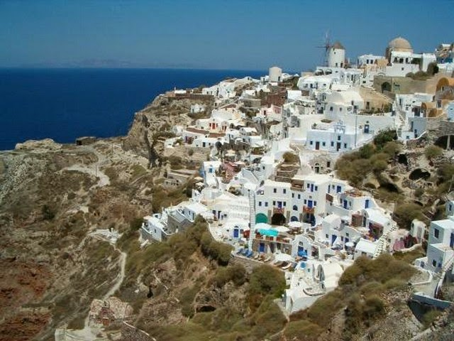 67. Santorini (Greece)