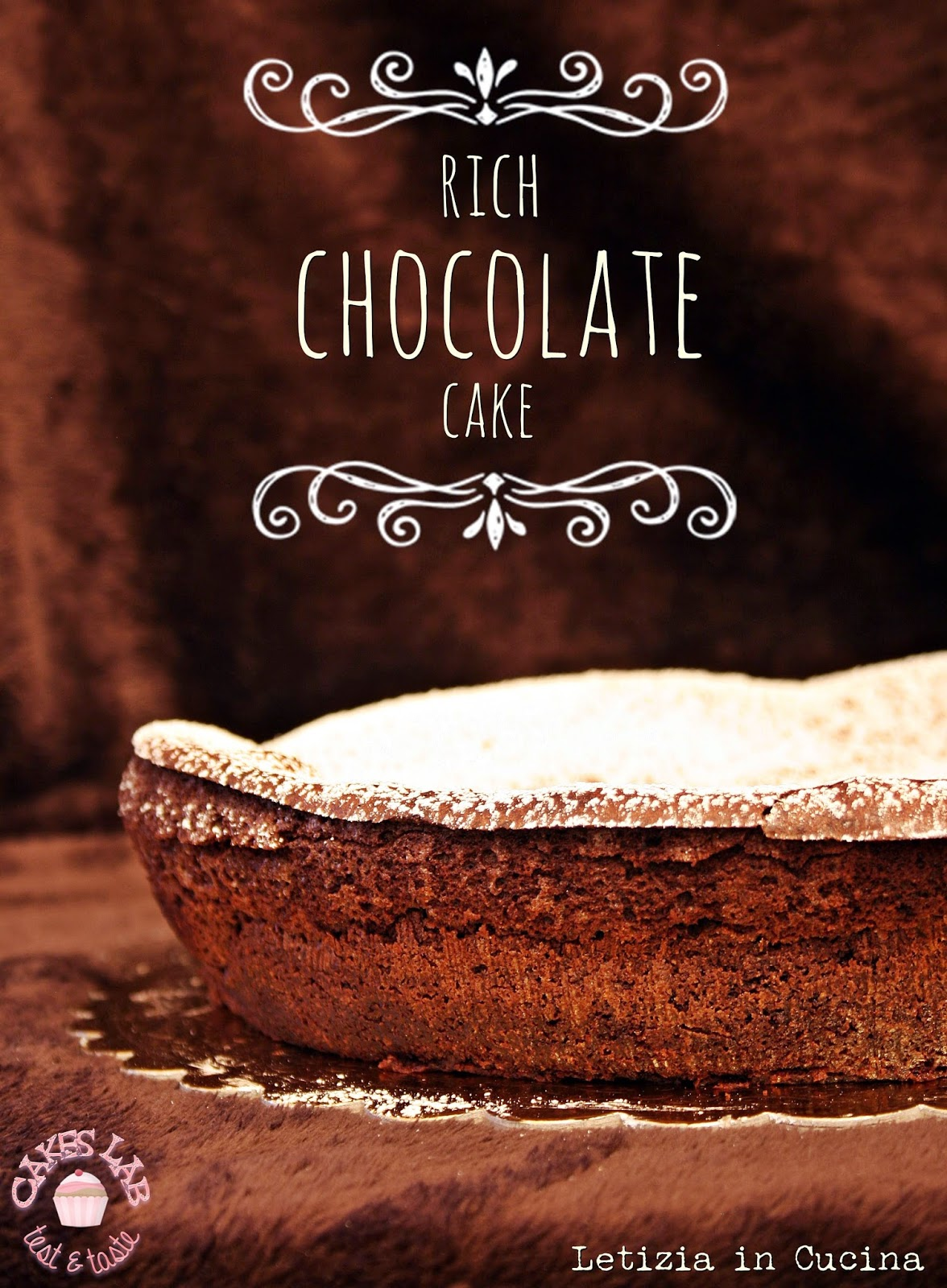 lab test of a chocolate cake Taste testing sugar-free chocolate  and the part that is absorbed through the  intestinal tract is absorbed slowly, so there's a relatively little rise in blood sugar.