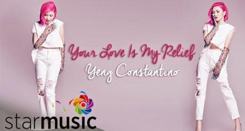 Lyrics of Dito Ka Lang Sa Tabi -  Yeng Constantino