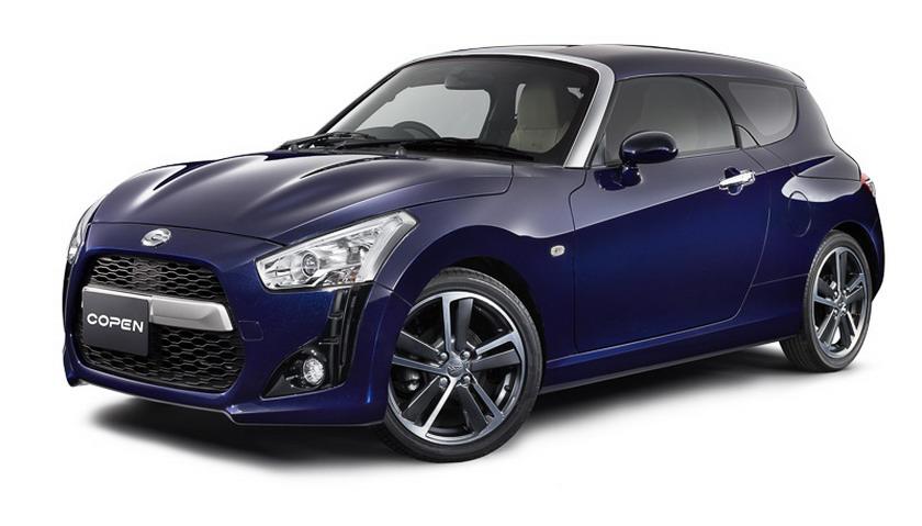 Daihatsu Takes Copen Customization To The Next Level With ...