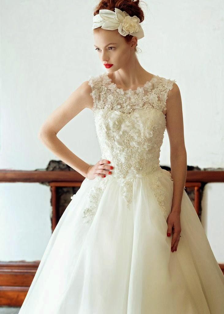 Traditional Western Wedding Gowns | bridal wedding ideas