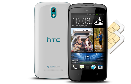 HTC Desire 500,HTC,Smartphone,Android