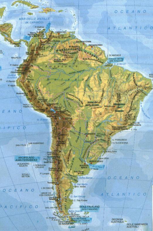 Cartina fisica italia del sud wroc awski informator for Houseplans vivente del sud