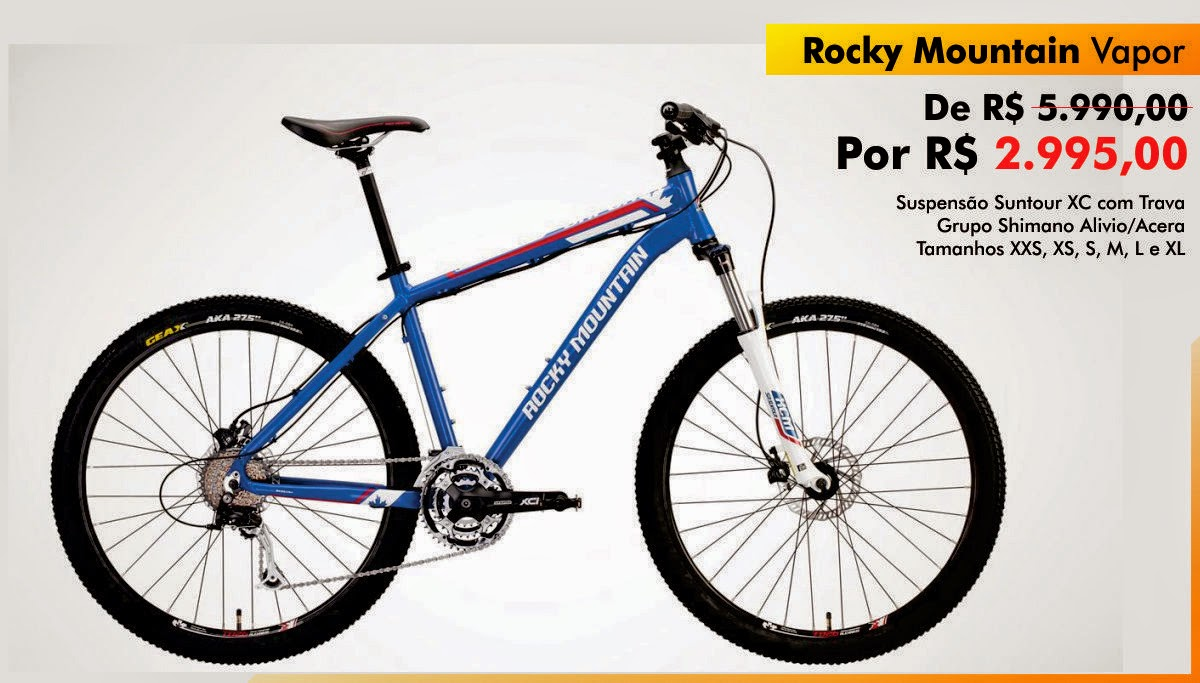 Rocky Mountain Vapor 27.5