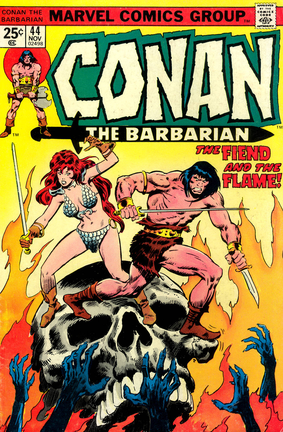 Conan the Barbarian (1970) Issue #44 #56 - English 1