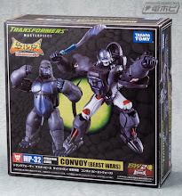 Hot Pick - Takara Tomy Transformers Masterpiece MP-32 Optimus Primal