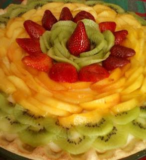 tarta dulce sin manteca