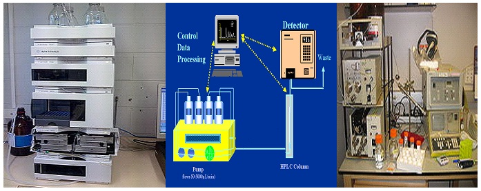 high performance liquid chromatography hplc 214 A high-performance liquid chromatography– diode array detector methods (5, 6) or chromatographic methods using method was developed and validated for the quantification of ion-exchange or size-exclusion chromatography (7, 8, 9.
