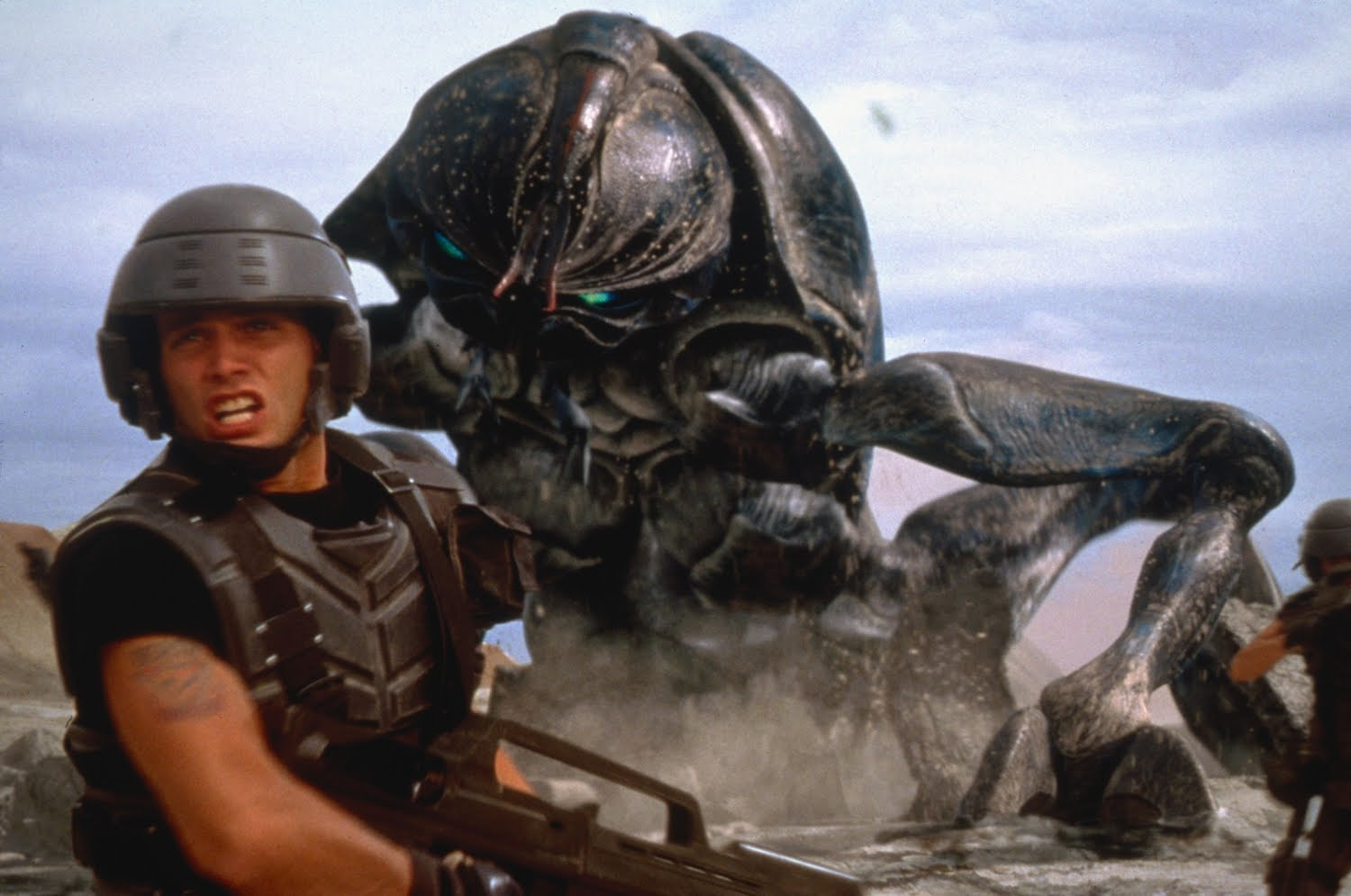 The Top Ten Alien Movies