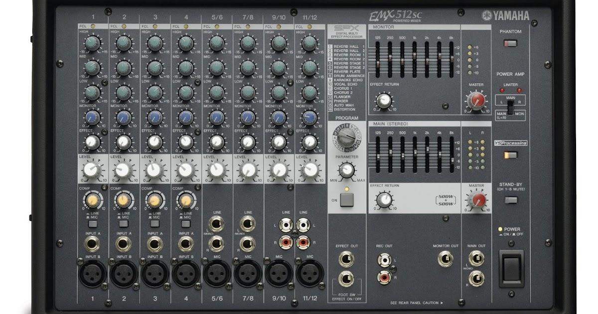 Yamaha Emxs