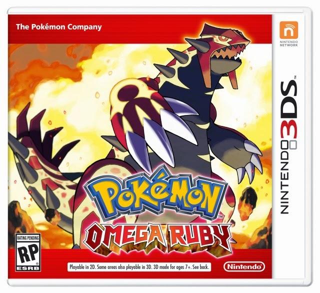 Video Gameplay del Juego poquemon Rubí Omega / Pokémon Zafiro Alfa