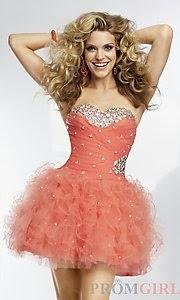 Latest Price Short prom dresses