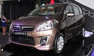 Mazda VX-1, Agung Car