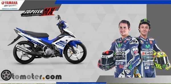 Pilihan Warna Yamaha New Jupiter MX, Harga Baru Jupiter MX New