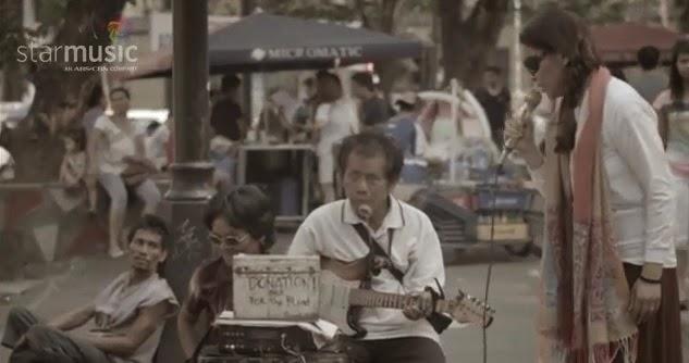 "Lani Misalucha sings 'Saan Darating Ang Umaga' as ""blind"" performer"