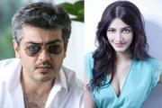 Shruti to play role of a advocate in Ajith's movie