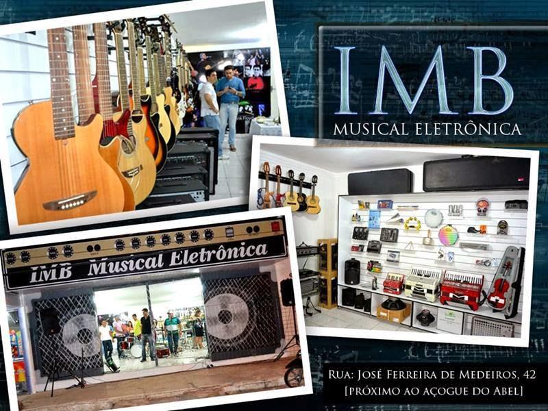 IMB MUSICAL ELETRÔNICO