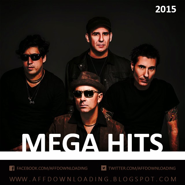 CD Capital Inicial Mega Hits 2015