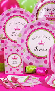 New Little Princess Theme Party Kit