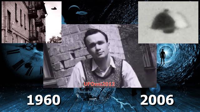 Ceci est l'histoire de Sergei Panamarenko - Voyageur du temps de 1960 à 2006