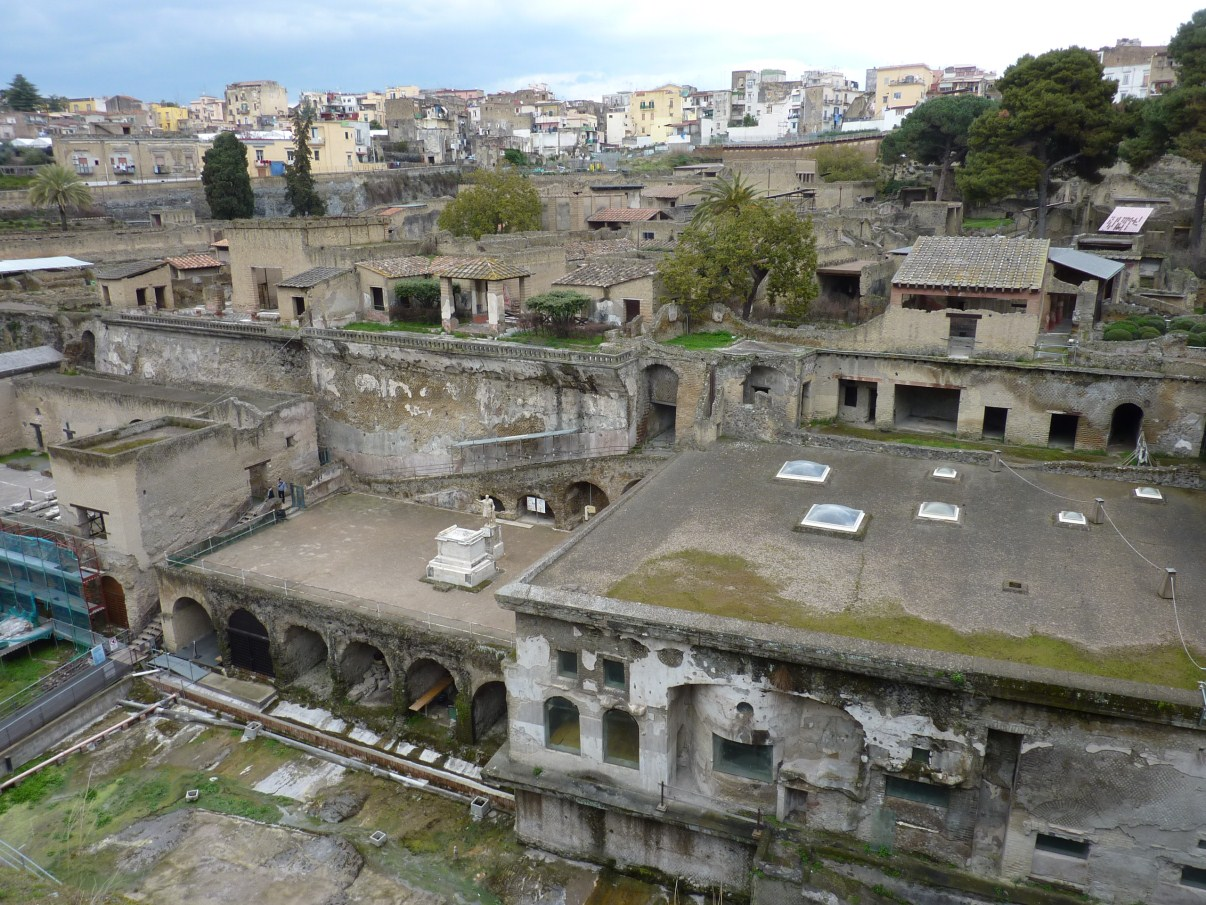 The Road Goes Ever On Herculaneum