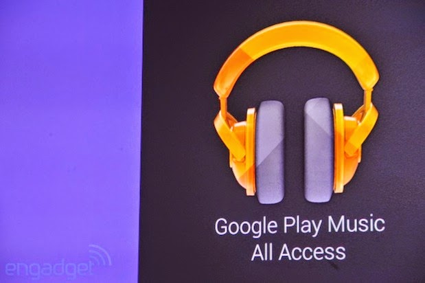 Google All Access