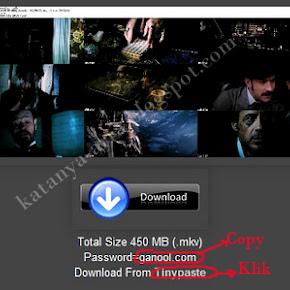 Di Copy Sebelumnya Setelah Paste Password Download Filmnya Maka