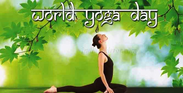 happy world yoga day 2015