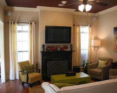 desain ruang tamu kecil yang inovatif desain denah rumah