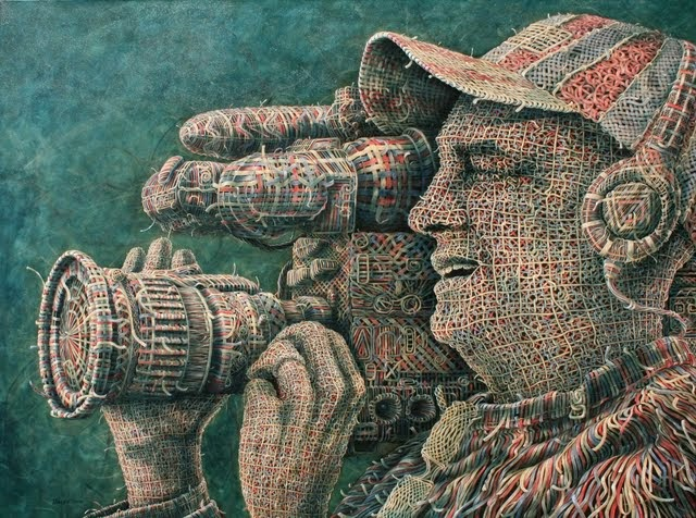 05-Camera-1-Alexi-Torres-Woven-Oil-Paintings-www-designstack-co