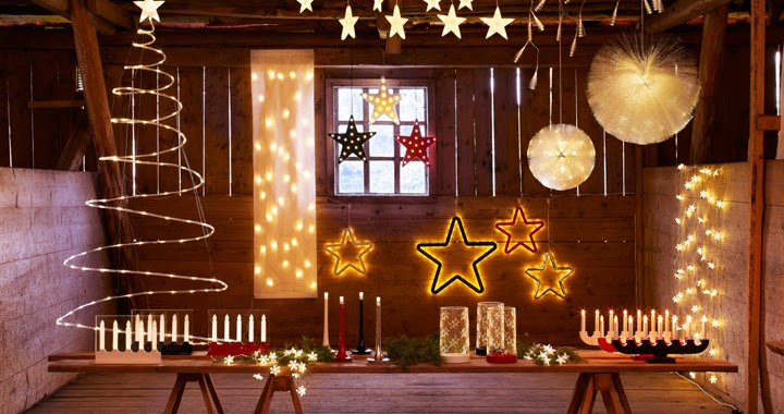 decoracion navidea en casa