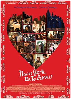 Download - Nova York, Eu Te Amo DVDRip - AVI - Dual Áudio