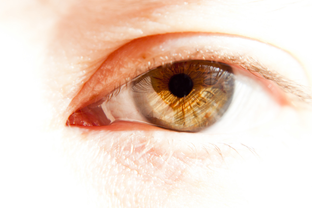 Make the Shot: close up eyeball | Boost Your Photography