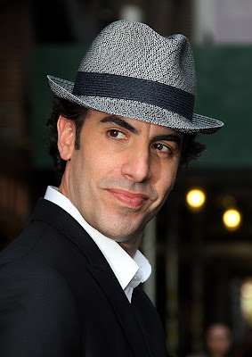 Sacha Baron Cohen, de dictador a 007. Making Of