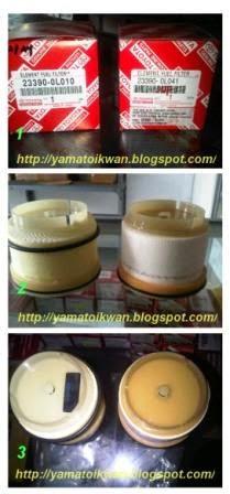 Filter Solar Kijang Inonva Diesel