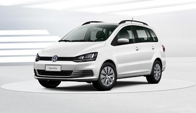 Volkswagen SpaceFox Trendline 2015