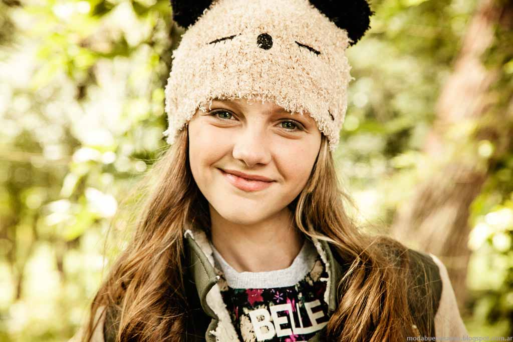 Buddies otoño invierno 2015. Gorros de lana otoño invierno 2015.